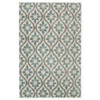 Mohawk Home Laguna Perry 5-Foot x 8-Foot Area Rug in Green