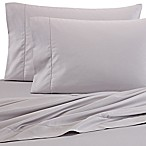 Wamsutta® 525-Thread-Count PimaCott® Queen Flat Sheet in Stone