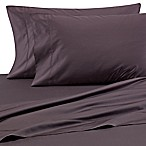 Wamsutta® 525-Thread-Count PimaCott® Full Fitted Sheet in Dark Grey