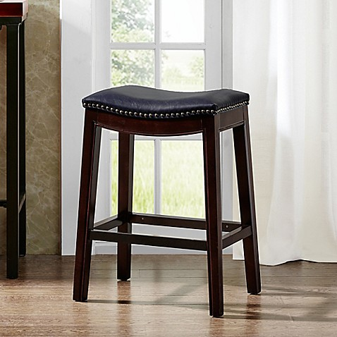 Madison Park Nomad Saddle Bar Stool Bed Bath Amp Beyond