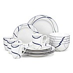 Lenox® Vibe™ 16-Piece Dinnerware Set in Blue