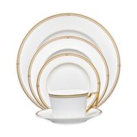 Noritake® Aidan Gold 5-Piece Place Setting
