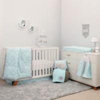 NoJo® Dreamer Diamond 8-Piece Crib Bedding Set in Mint