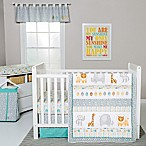 Trend Lab® Lullaby Jungle 6-Piece Crib Bedding Set