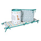 Trend Lab® Lullaby Jungle 4-Piece Crib Bumper Set