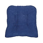 Therapedic® Tyler Chair Pad in Navy