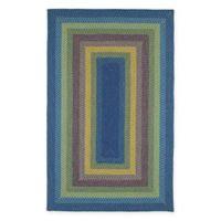 Kaleen Bimini 9-Foot x 12-Foot Indoor/Outdoor Multicolor Area Rug