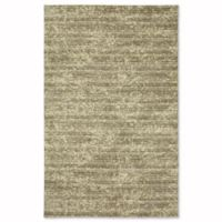 Mohawk Home Laguna Neutral Stripe 5-Foot x 8-Foot Area Rug in Beige