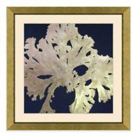 Metallic Coral II Framed Wall Art