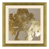 Metallic Coral IV Framed Wall Art