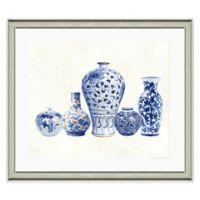 Vases Framed Giclée Wall Art
