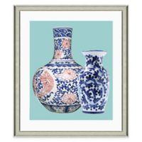 Vases II Framed Giclée Wall Art