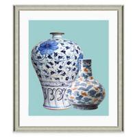 Vases III Framed Giclée Wall Art