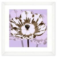 Lavender Tulips I Framed Wall Art