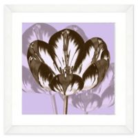 Lavender Tulips II Framed Wall Art