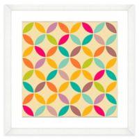 Colorful Pattern III Wall Art