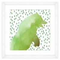 Bear Watercolor Wall Art