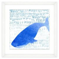 Whale Giclée Watercolor Print Wall Art