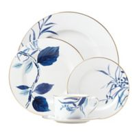 kate spade new york Birch Way™ 5-Piece Place Setting in Blue