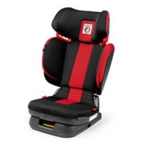 Peg Perego Viaggio Flex 120 Booster Seat in Monza Red/Black