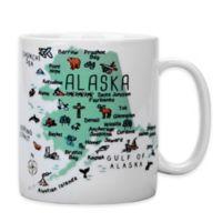 """My Place """"Alaska"""" Jumbo Mug"""