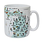 "My Place ""Michigan"" Jumbo Mug"