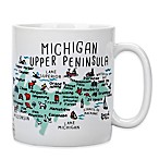 "My Place ""Michigan Upper Peninsula"" Jumbo Mug"