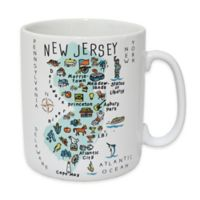 "My Place ""New Jersey"" Jumbo Mug"