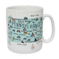 "My Place ""Pennsylvania"" Jumbo Mug"