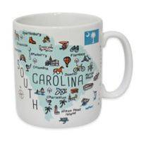 "My Place ""South Carolina"" Jumbo Mug"