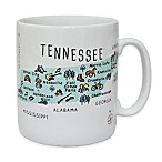 "My Place ""Tennessee"" Jumbo Mug"