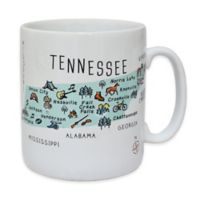"""My Place """"Tennessee"""" Jumbo Mug"""