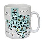 "My Place ""Texas"" Jumbo Mug"