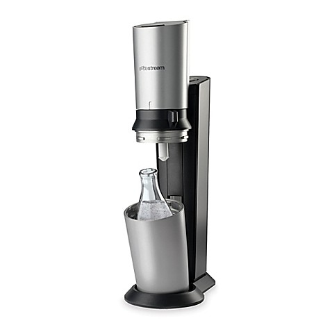 sodastream crystal sparkling water maker bed bath beyond. Black Bedroom Furniture Sets. Home Design Ideas