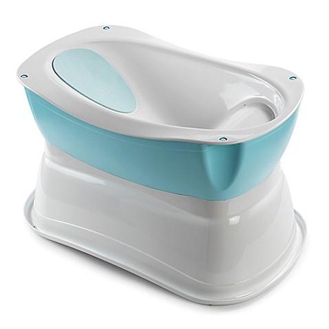 summer infant right height bath tub bed bath beyond. Black Bedroom Furniture Sets. Home Design Ideas