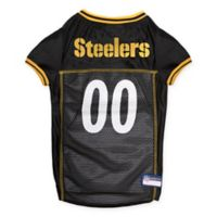 NFL Pittsburgh Steelers X-Large Pet Jersey
