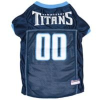 NFL Tennessee Titans X-Large Pet Jersey