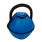 Sunny Health & Fitness Soft 10-Pound Kettlebell in Blue