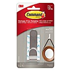 3M Command™ Large Modern Faux Metal Hook