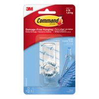 3M Command™ Large Crystal Hook (Set of 2)
