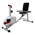 Sunny Health & Fitness SF-RB4417 Recumbent Bike in Silver