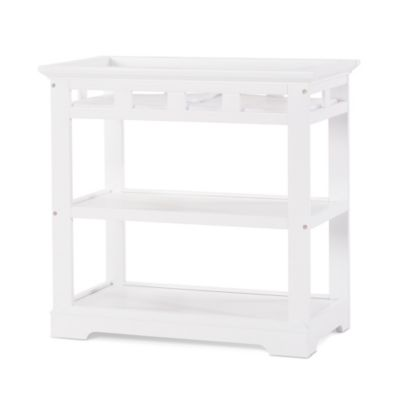 Changing Tables U003e Child Craft™ Kayden Changing Table In Matte White