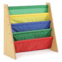 Tot Tutors Primary Primary Book Rack in Natural