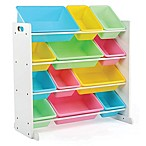 Tot Tutors Multicolor Toy Organizer