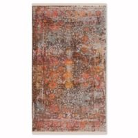 Safavieh Vintage Persian Xerxes 3-Foot x 5-Foot Area Rug in Brown/Multi
