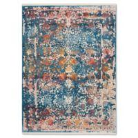 Safavieh Vintage Persian Xerxes 4-Foot x 6-Foot Area Rug Turquoise/Multi