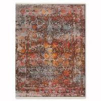 Safavieh Vintage Persian Xerxes 4-Foot x 6-Foot Area Rug in Brown/Multi