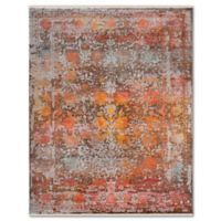Safavieh Vintage Persian Xerxes 8-Foot x 10-Foot Area Rug in Brown/Multi