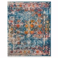 Safavieh Vintage Persian Xerxes 8-Foot x 10-Foot Area Rug in Turquoise/Multi