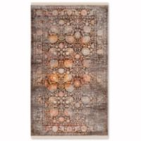 Safavieh Vintage Persian Stelios 3-Foot x 5-Foot Area Rug in Brown/Multi